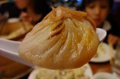 Joe's Ginger in Chinatown - The Soup Dumpling   YUM!!!