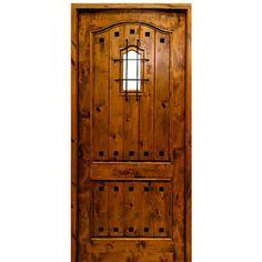 Lesser Seen Options for Custom Wood Interior Doors Wood Entry Doors, Wooden Doors, Barn Doors, Rustic Doors, Entrance Doors, Mediterranean Doors, Knotty Alder Doors, Exterior Doors, Colorful Interiors