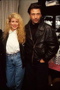 Alec Baldwin & Kim Basinger, 1991