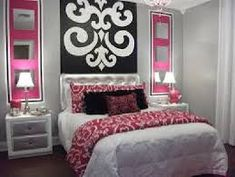 Image result for bedroom ideas for teenage girls