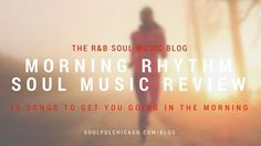 Deliberately be a little kinder to yourself. Here are 10 songs to get you going in the morning. Get your mind and body going with some jazzy funky groovy soul let this morning rhythm soul music review lead you to music that eases you into the day like a beautiful sunrise or a lovers caress and starts you out in a good mood. http://ift.tt/2kuEGWz #goodmorning #music #rnb #soul #music #mind #body #grooves #digital #review #entertainment