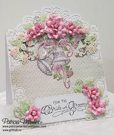 Heartfelt Creations Classic Wedding Bells.