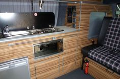 VW T5 Campervan for hire in Dumbartonshire