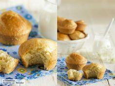 Muffins de yogur