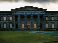 Scottish Gallery of Modern Art in Edinburgh.
