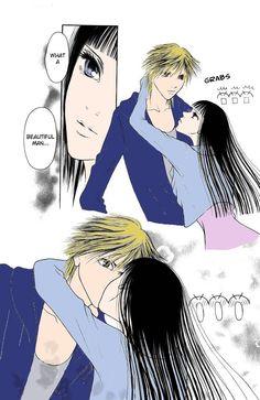 the wallflower anime sunako chibi | deviantART: More Like Kyohei and Sunako kiss by ~Cocoskywalker