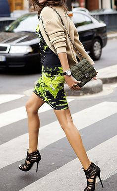 Street Style 2013 – Fashion Inspiration http://www.rosamellovestidos.com