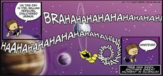 On this day in 1781, William Herschel discovered Uranus . . .BRAHAHAHAHA . . HAAHAHAHAHA . . .Whatever . . .