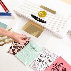 Minc Starter Bundle and Exclusive Art Prints at A Beautiful Mess