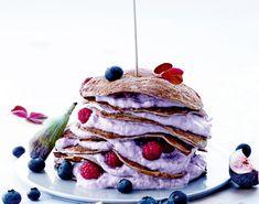 Pannekaker uten mel og sukker - Tara