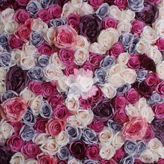 Dior Flower Wall Floral Backdrop | The Flower Wall Company                                                                                                                                                     More Dior Flower Wall, Floral Backdrop, Shades Of Purple, Planting Succulents, Trees To Plant, Spring Flowers, 4th Of July Wreath, Wedding Decorations, Wedding Ideas