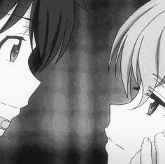 Cute Anime Profile Pictures, Matching Profile Pictures, Cute Anime Pics, Anime Couples Drawings, Anime Couples Manga, Cute Anime Couples, Anime Cupples, Chica Anime Manga, Dark Anime