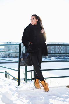 Alexa Dagmar / Drew Faux Fur / Twist & Tango Fall/Winter 2015 /