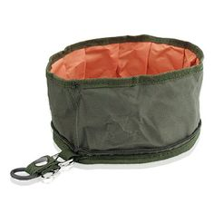 Water & Wood Dog Pet Collapsible Fabric Travel Food Water Bowl @ You could get additional details at the image link. (This is an affiliate link and I receive a commission for the sales) Collapsible Dog Bowl, Dog Water Bowls, Cesar Millan, Wood Dog, Dog Food Storage, Dog Diapers, Dog Travel, Dog Feeding, Pet Bowls
