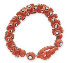 Coral Bracelet Christie's