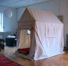 Fancy - Shim Shim Tent by Sally Scott