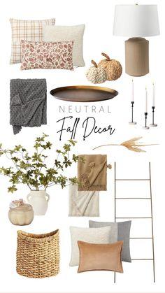 Rooms Home Decor, Fall Home Decor, Autumn Home, Home Bedroom, Home Living Room, Living Room Decor, Diy Home Decor, Living Spaces, Holiday Decor