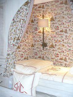 cozy little kids room!