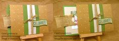 Mini Treat Bag Gift Card Holder