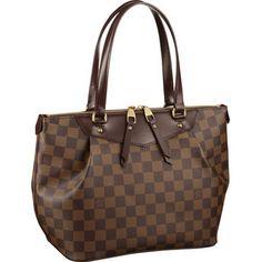 a449d7a9ffe6 Louis Vuitton Online Damier Ebene Canvas Westminster PM The world s premier  online luxury fashion destination.