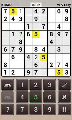 Andoku Sudoku 2 capture d'écran