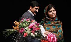 Pakistani rights activist Malala Yousafz