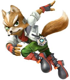 Fox McCloud - Super Smash Bros. for 3DS and Wii U
