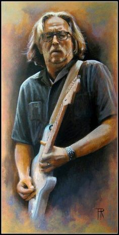 Eric Clapton  Theo Reijnders #music