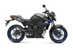 Yamaha Motor do Brasil - Motos Nacionais - XJ6 N