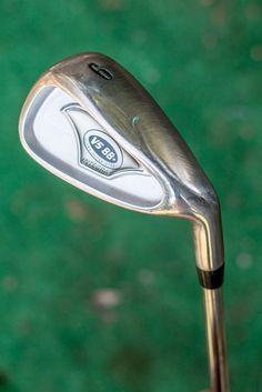 vintage louisville slugger model t-1 tapi-in putter - used golf