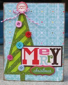 Merry+Christmas+card - Scrapbook.com