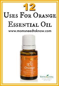 12 Ways to Use Orange Essential Oils