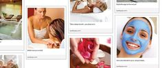 Win more business for your spa or clinic by Pinning!  Pinterest Tips for spa, massage and wellness biz owners.