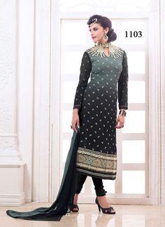 Anarkali Bollywood Kameez Pakistani Designer Suit Indian Party Wedding Salwar…