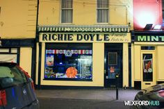 Richie Doyle Family Butchers. South Main Street, Wexford.