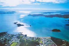 I am really missing my old NZ home today. Paihia, Bay of Islands.