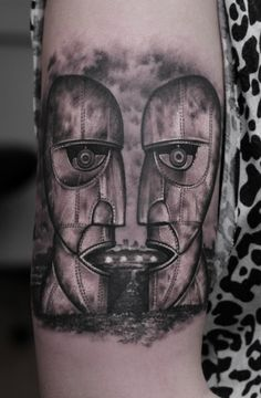 Pavel Krim tattoo