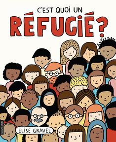C'est quoi un réfugié? French Teaching Resources, Teaching French, Kids Questions, This Or That Questions, What Is A Refugee, Elise Gravel, Album Jeunesse, Anatole France, Mindfulness For Kids