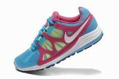 save off c0d81 85c73 Nike Zoom Elite 5 Women s Running Shoe Soar White-Pink-Volt For Sale