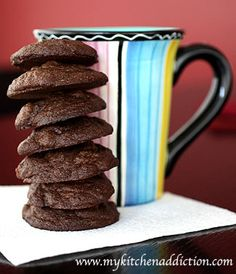 Must TRY! Double Chocolate Chunk Cookies