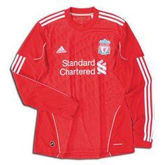Long sleeve Liverpool jersey