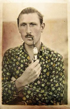 1940s Romanian Gypsy