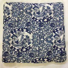"RALPH LAUREN Porcelain Tamarind Blue Toile THROW PILLOWS Covers  18 x18""    eBay British Colonial Bedroom, Throw Pillow Covers, Throw Pillows, Tamarind, Porcelain, Ralph Lauren, Tapestry, Blue, Ebay"
