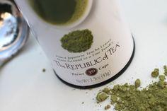 Kristin Cavallari's green tea latte recipe