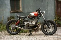 BMW by Dust Custom Motorcycles