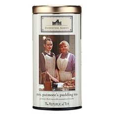Downton Abbey® Mrs. Patmore's Pudding Tea by Republic of Tea