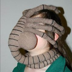 1000+ images about Weird & Creepy Knitting & Crochet on Pinterest O...