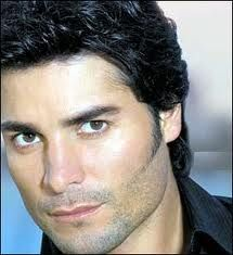 Chayanne a singer and actor from Puerto Rico!  Loooove him... and his voice, OMG beautiful!!!
