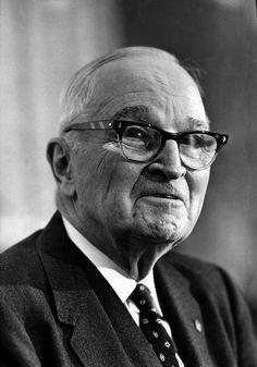 Dec 26: Former US President Harry Truman dies.