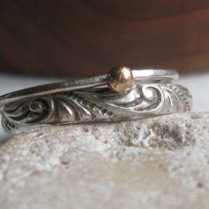 tinahdee beautiful jewelry — Renaissance Wedding Set